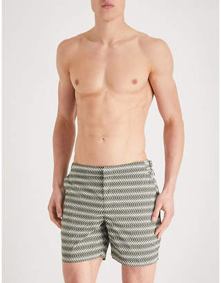 Orlebar Brown Graphic-print swim shorts