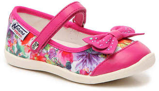 Naturino Angela Toddler Mary Jane Flat - Girl's