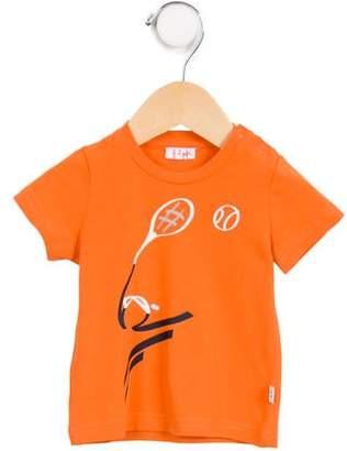 Il Gufo Boys' Graphic T-Shirt