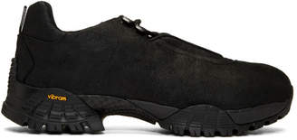1017 Alyx 9SM Black Low-Top Hiking Boots