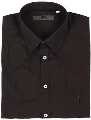 Paciotti 4Us Shirt Shirt Half Sleeve Stretch Classic