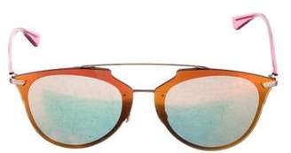 Christian Dior Reflected Mirrored Sunglasses
