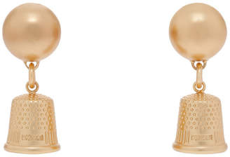 Moschino 9110 8401 Earrings