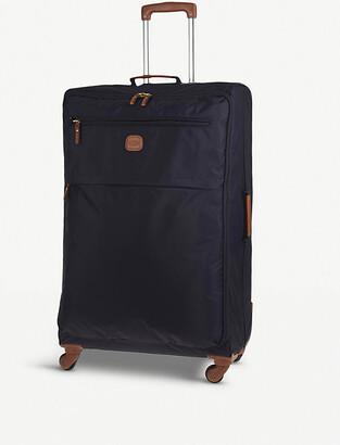 Bric's Brics X-Travel four-wheel suitcase 77cm, Ocean blue