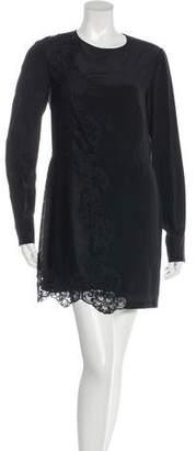 Stella McCartney Silk Lace Dress