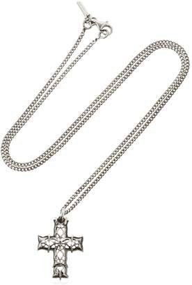 Emanuele Bicocchi Cross Necklace