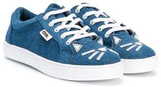 Karl Lagerfeld Choupette sneakers