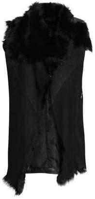 Muu Baa Muubaa Shearling Vest