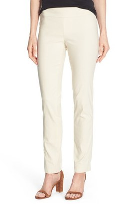 Women's Nic+Zoe 'The Wonder Stretch' Straight Leg Pants $128 thestylecure.com