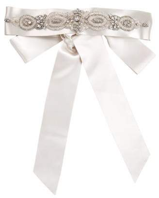 Ossai Bridal Embellished Waist belt w/ Tags