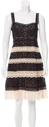 Nanette Lepore Feel The Music Lace Dress $125 thestylecure.com
