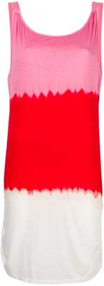 Tara Matthews Propriano colour block beach dress