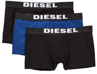 Diesel Rocco Boxer Trunks - Pack of 3
