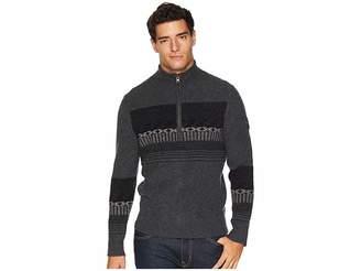 Obermeyer Textured 1/2 Zip Sweater