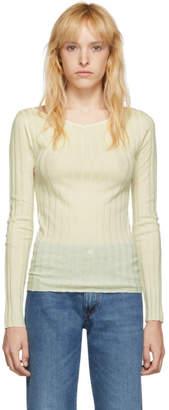 Totême Off-White Toury Sweater