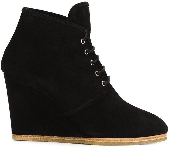 Giuseppe Zanotti Design 'Bebe 85' wedge ankle boots