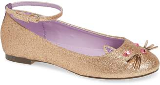 J.Crew crewcuts by Kitty-Face Ballet Flat
