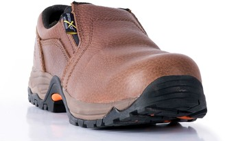 Mcrae Industrial McRae Industrial Men's Composite Toe Slip Resistant Work Shoes