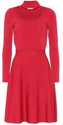 Fendi Stretch-jersey dress