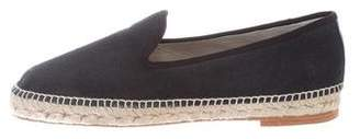 Stubbs & Wootton Canvas Slip-On Espadrilles