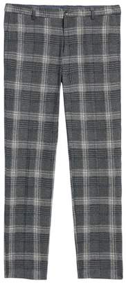 Scotch & Soda Mott Slim Fit Plaid Chinos