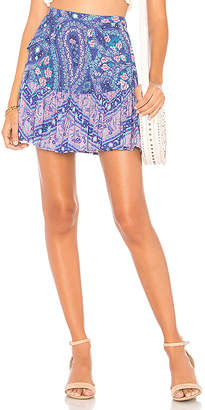 Spell & The Gypsy Collective City Lights Mini Skirt