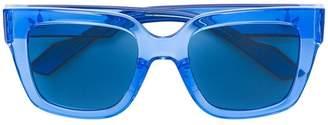 Italia Independent Adidas Originals square sunglasses