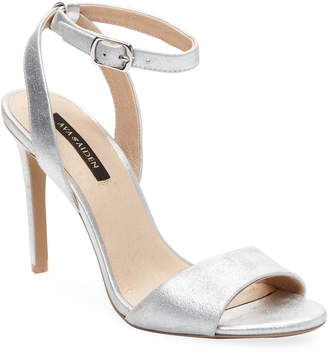 Ava & Aiden Open-Toe High Heel Stiletto