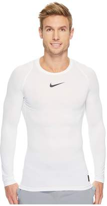 Nike Pro Compression Long Sleeve Training Top Men's Long Sleeve Pullover