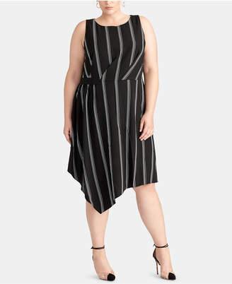 Rachel Roy Plus Size Rina Stripe Dress