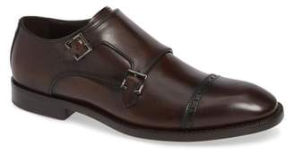 Allen Edmonds Caravaggio Double Monk Strap Shoe