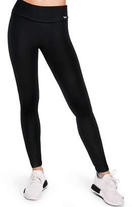 PINK Foldover Waist Yoga Legging