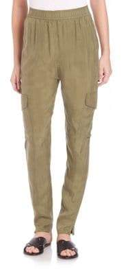 SET Drapey Cargo Pants