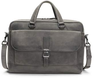 Frye Oliver 2 Handle Leather Bag