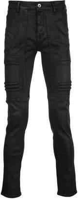 Easy Nagakin skinny-fit trousers