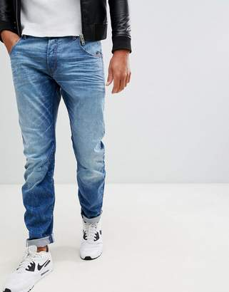 G Star G-Star Arc 3d slim fit jeans in light aged