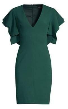 Black Halo Simona Sheath Dress