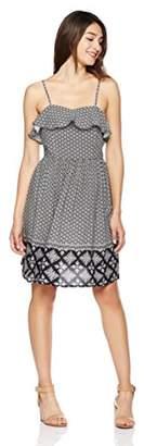 Peace Love Maxi Women's Falbala Short Dress