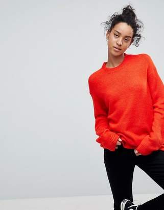 Asos Design Chunky Oversized Jumper