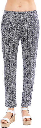 SKYE'S THE LIMIT Skyes The Limit St. Barths Soft Pull On Tile Pant- Plus