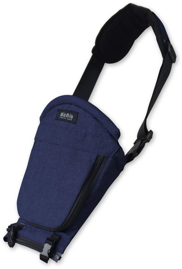 MiaMily HIPSTER PLUS 3D Single Shoulder Accessory in Dark Blue