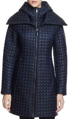 Dawn Levy Gwen Dot Quilt Coat
