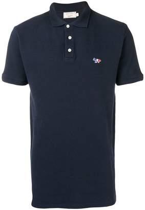 MAISON KITSUNÉ Light Pique polo shirt