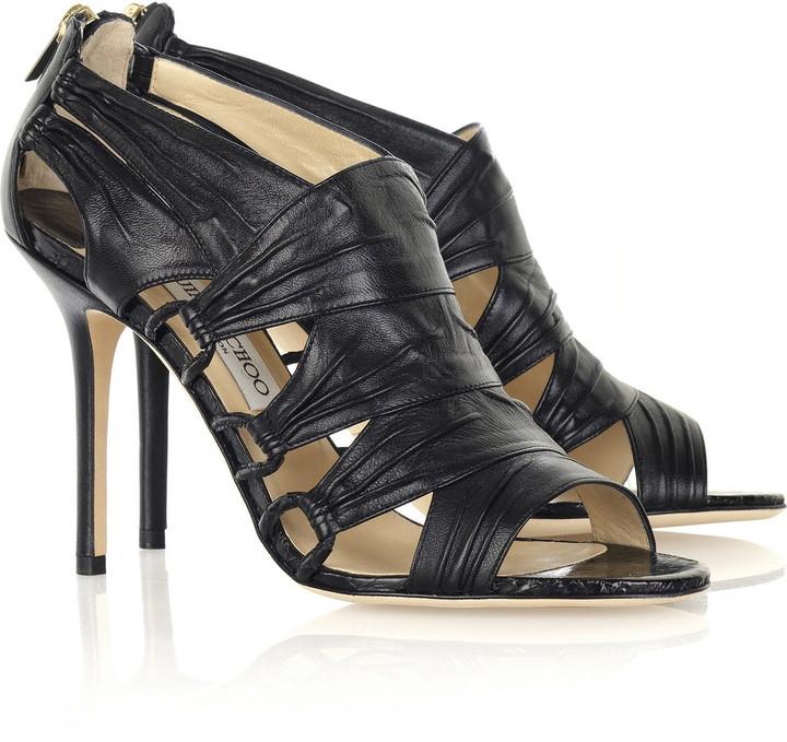 Jimmy Choo North shoe boots