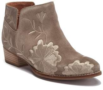 Seychelles Lantern Suede Ankle Boot