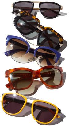 Smoke X Mirrors Pusherman Square Acetate and Stainless Steel Sunglasses