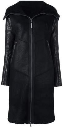 Isaac Sellam Experience shearling coat