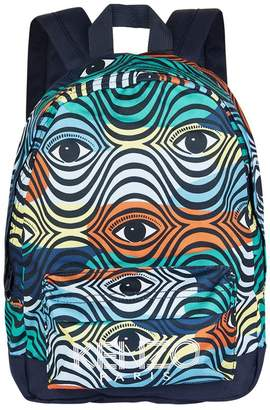 Kenzo Eye Logo Backpack