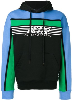 Kokon To Zai international logo hoodie
