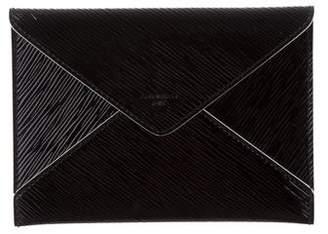 Louis Vuitton Electric Epi Invitation Envelope